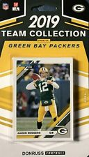 Green Bay Packers 2019 Donruss Factory Sealed 11 Card Team Set