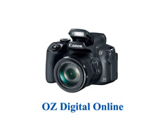 New Canon PowerShot SX70 HS Black Camera 1 Year Au Warranty