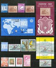 Indonesië Zonnebloem jaargang 1980 postfris