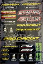 STICKERS - KIT DECO - AUTOCOLLANTS PRO CIRCUIT