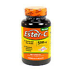 Ester-C 500 MG By American Health - 120 Capsules