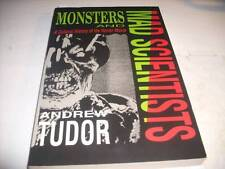 Monsters and Mad Scientists: A Cultural History of the Horror Movie SC Free S/H