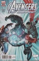 AVENGERS SHARDS OF INFINITY #1 MARVEL LEGACY COVER A 1ST PRINT