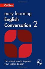 Collins Easy Learning English - Easy Learning English Conversation: Book 2 NUEVO