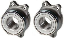 Two (2) New DTA Rear Hub Bearing Units Fits Subaru Baja Legacy Outback
