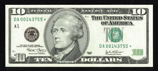 2003 $10 Boston Star Note