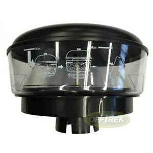 """Snorkel Head 265mm XL AIR Pre-Filter / Pre-Cleaner for 3.5"""" dia.body VC34NC0041"""