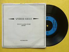 Spandau Ballet - To Cut A Long Story Short, Chrysalis CHS-2473 Ex Condition