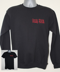 Cheap trick t-shirt / sweatshirt - def leppard zz top the knack big star