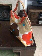 REDUCED/ SALE - Orla Kiely Bold Flowers Shoulder Shopper Beach Tote Large BagNEW