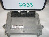 2005 HONDA ODYSSEY 37820-RGM-A61 COMPUTER BRAIN ENGINE CONTROL ECU ECM MODULE
