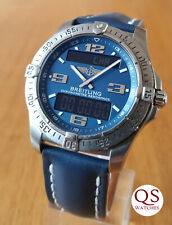Breitling Aerospace Avantage mens titanium watch E79362