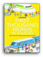 Miniature Paperback Dictionaries in Spanish