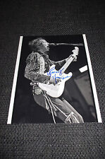RANDY HANSEN signed Autogramm auf 20x26 cm Foto JIMI HENDRIX InPerson LOOK