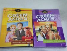 Green Acres - The Complete Second Third Season DVD Sets NEW Sealed