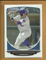 Javier Baez RC 2013 Bowman Draft Top Prospects Rookie Card # TP-27 Chicago Cubs