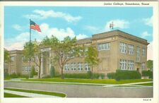 Texarkana TX x The Junior College 1946