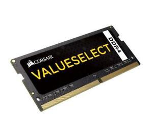 Corsair 4GB RAM (1x4GB) OEM Value-Select (Laptop)- NEW, DDR4 ,2133MHz, CL15