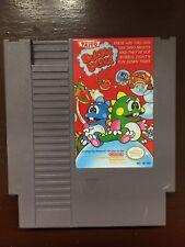 Bubble Bobble Nintendo NES Cartridge ONLY! Clean & TESTED! *MINT Fr/Rr LABELS*