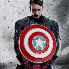 Captain America Shield Metal hat Pin brooch hat pin cap jacket marvel comics