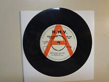 "SWINGING BLUE JEANS:Make Me Know You're Mine-I've Got A Girl-U.K. 7"" H.M.V. Demo"