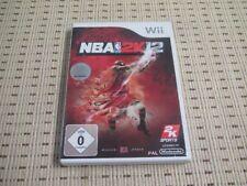 NBA 2K12 für Nintendo Wii und Wii U *OVP*