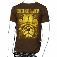 3e2e52510 Coheed and Cambria Sentry The Defiant Tshirt Old Stock NEW Size Small