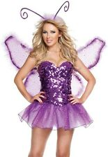 Starline Signature Butterfly Fairy Sexy Womens Corset Costume XL 14