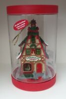 LEMAX CHRISTMAS SHOPPE ORNAMENT 2017 – RETIRED LIMITED EDITION - NEW