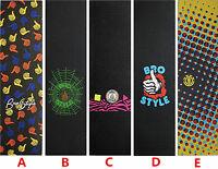 84x23cm Professional Skateboard Grip Tape Longboard Griptape Cruiser Skate Thumb