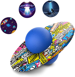 Pogo Ball for Kids&Adults Up to 200lb, Balance Coordination Hop Ball Jump T