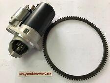 Kit avviamento elettrico base corona + motorino LOMBARDINI 15LD400 15LD440