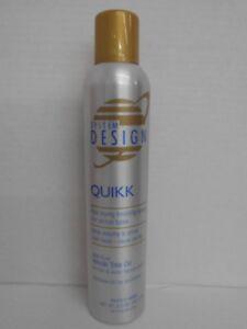 HAYASHI SYSTEM DESIGN QUIKK Fast Drying Finishing Spray~Hinoki Tree Oil ~ 8.5 oz