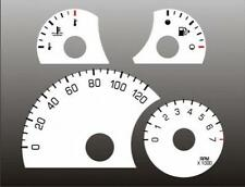 2006-2008 Chevrolet HHR Dash Cluster White Face Gauges 06-08