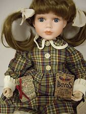 """Yesterday's Child - The Boyds Collection, """"Olivia"""" Doll"""