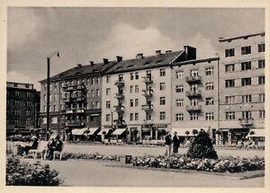 Kauffoto GOTENHAFEN /GDINGEN Ado.- Hitl.-Platz um 1940