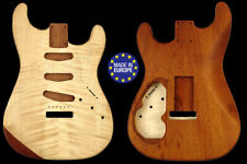 Fender Stratocaster ® rear routed body Electric guitar Mahogany Flamed Maple top