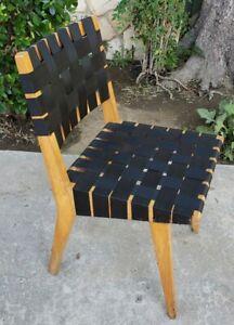 Mid-Century Modern Jens Risom for Knoll Chair MCM Original