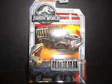 Matchbox Armored Action Transporter Jurassic World 1/64