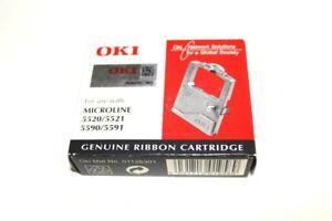 OKI Farbband schwarz für 5520/5521/5590/5591 01126301 Original