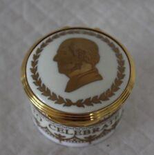 William Edwards Enamel Box - HRH Prince Philip 85th Birthday