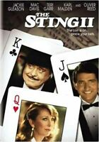 THE STING II 2 NEW DVD FREE SHIPPING