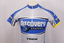 NIKE DISCOVERY CHANNEL Pro Cycling Team Bike Bicycle Jersey -Men's Small