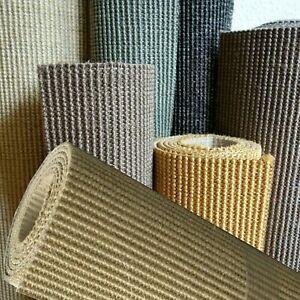 SISAL Teppich Rest z.B. für Kratzbaum oder Katzenmöbel Naturfaser Teppichrest