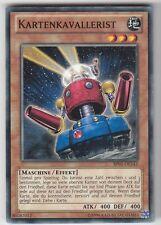 YU-GI-OH Kartenkavallerist Common BP01-DE143