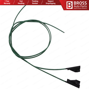 BSR12 Sunroof Repair Cables A2107800189, A2107800089 for Mercedes W210 W220