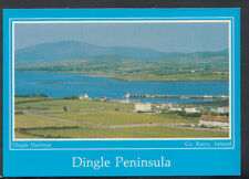 Ireland Postcard - Dingle Peninsula - Dingle Harbour, Co Kerry T4273