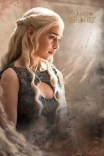 GAME OF THRONES DAENARYS POSTER 91.5 X 61CM 100% OFFICIAL MERCHANDISE PYRAMID