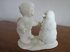 Dept 56 Snowbabies 'Why Don't You Talk to Me?' (68012)
