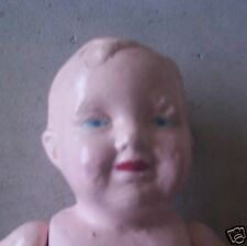 Odd Antique Composition Baby Doll Jointed Limbs Look